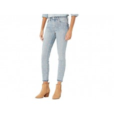 Woman's Blank NYC The Bond Mid-Rise Star Embroidered Denim Skinny Jeans in Ever After Ever After GQVPP960