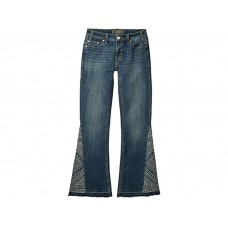 Woman's Rock and Roll Cowgirl Mid-Rise Trousers in Medium Vintage W8M4140 Medium Vintage LTGUC991