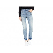 Women Blank NYC Sustainable Madison Crop Skinny Jeans w/ Inseam Slit in Culture Shock Culture Shock YCYCO124
