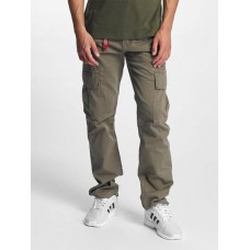 Alpha Industries Men Cargo Agent in olive Discount YVSLB741