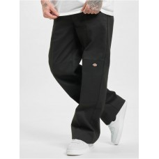 Dickies Men Chino Double Kneeork in black polyester 35% cotton Ships Free VIFPY641