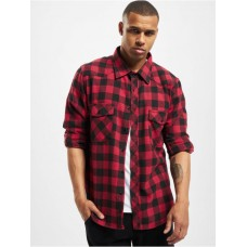 DEF Men Shirt Maxim in red cotton 40% polyester 2021 New WCYEO251
