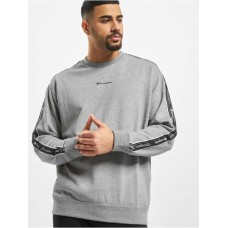 Champion Men Pullover Legacy in grey cotton 21% polyester Cut Off GDQTP267