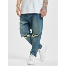 2Y Men Straight Fit Jeans Peoria in blue For Sale ILOKB920
